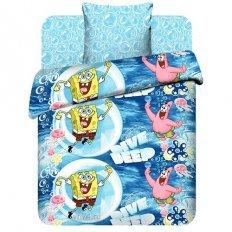 Детское постельное белье Дай пять (бязь-люкс)
