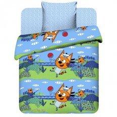 Детское постельное белье Коржик (бязь-люкс)