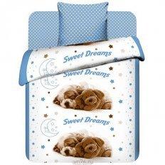 Детское постельное белье Сладкие сны (бязь-люкс)