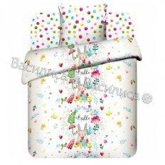 Детское постельное белье Юниор Привет малыш (бязь-люкс)