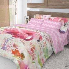 Постельное белье Волшебная ночь Flamingo (ранфорс)