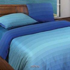 Постельное белье Wenge Motion Flow Blue (бязь-гост)