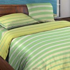 Постельное белье Wenge Motion Stripe Lime (бязь-гост)