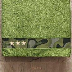 Полотенце махровое Aquarelle Настоящий полковник