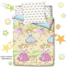 Детское постельное белье Bravo Kids Принцессы (поплин)
