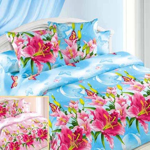 Постельное белье Dolce Vita Luxe Малиновый сон гол (бязь-люкс)