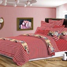 Постельное белье Dolce Vita Luxe Спокойной ночи! (бязь-люкс)