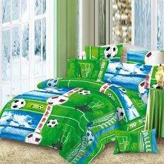 Детское постельное белье Эльфина Лига чемпионов (бязь-люкс)