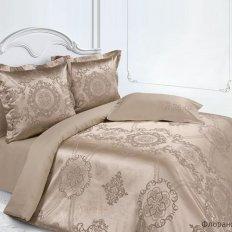 Постельное белье в чемодане Estetica Флоранс (жаккард)
