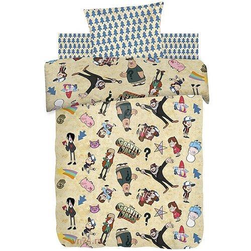 Детское постельное белье Гравити Фолз (бязь-люкс)