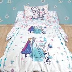 Детское постельное белье Холодное сердце - Anna Elsa (ранфорс)