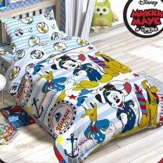 Детское постельное белье Disney Микки Маус Приключения ждут (бязь-люкс)