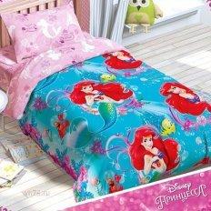 Детское постельное белье Disney Принцессы Русалочка Ариель (бязь-люкс)
