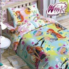 Детское постельное белье Disney Самые классные WINX (бязь-люкс)