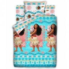 Детское постельное белье Моана и Пуа (бязь-люкс)