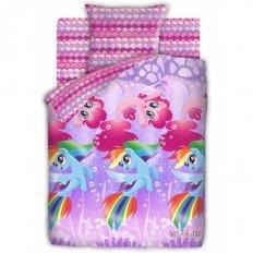 Детское постельное белье My Little Pony Подводные пони (бязь-люкс)