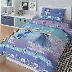 Детское постельное белье Холодное сердце Олаф 20042 (ранфорс)