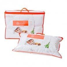 Детская подушка 40 x 60 Baby Line Бамбук (сатин)