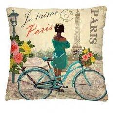 Подушка декоративная 40 x 40 Люблю, скучаю...