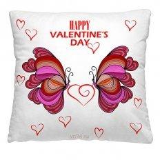 Подушка декоративная 40 x 40 Люблю тебя