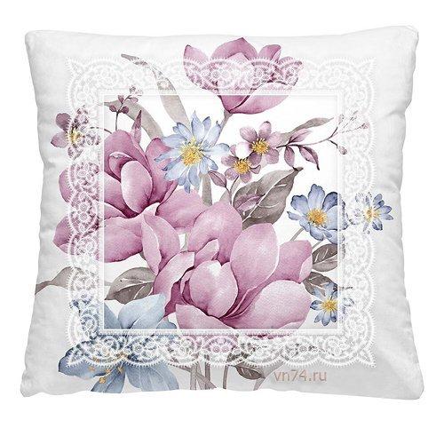 Подушка декоративная 40 x 40 Виола