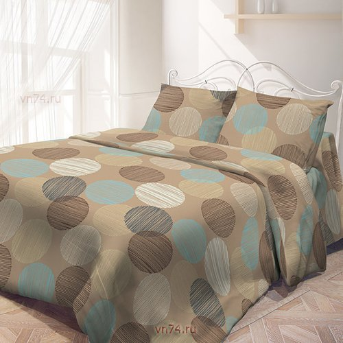 Постельное белье Самойловский текстиль Каппучино (бязь-гост)