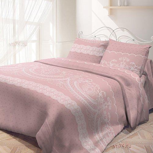 Постельное белье Самойловский текстиль Кружевная пудра (бязь-гост)