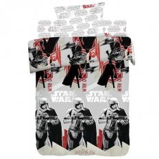 Детское постельное белье Star Wars Капитан Фазма (поплин)