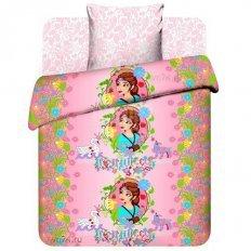 Детское постельное белье Disney Василиса (бязь-люкс)