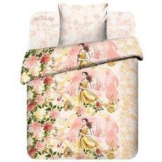 Детское постельное белье Красавица и чудовище (бязь-люкс)