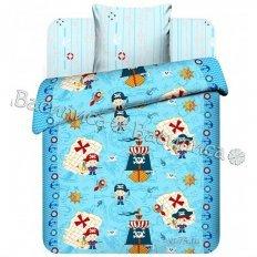 Детское постельное белье В поисках сокровищ (бязь-люкс)