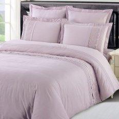 Постельное белье Виолетта Шик Кружевной 3-31 (сатин)