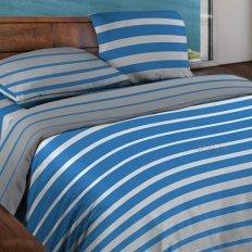 Постельное белье Wenge Motion Stripe Blue (бязь-гост)