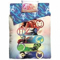 Детское постельное белье Marvel Супергерои Avengers 1 (поплин)