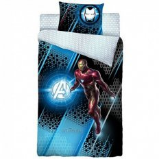Детское постельное белье Marvel Супергерои Avengers 3 (поплин)