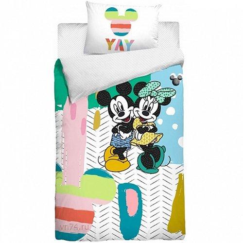 Детское постельное белье Minnie 25014 (поплин)