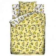 Детское постельное белье Миньоны Бананамания (бязь-люкс)