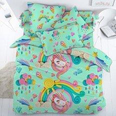 Детское постельное белье Непоседа Пластилиновый мир (бязь-люкс)