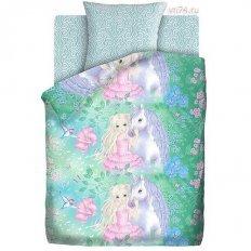Детское постельное белье Непоседа Сказочный лес (бязь-люкс)