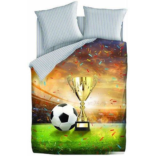 Постельное белье For You Football Champions cup (перкаль)