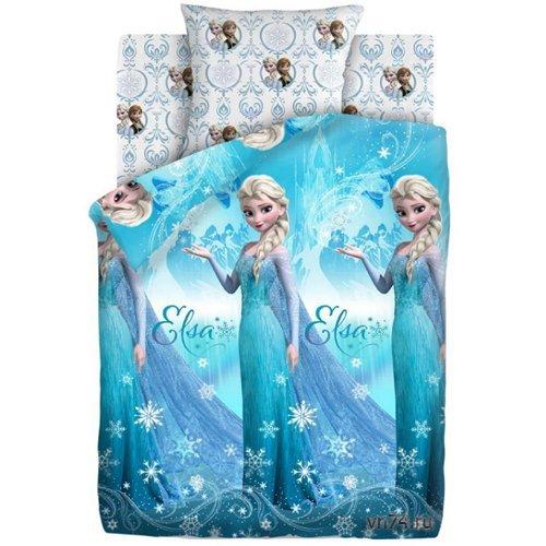 Детское постельное белье Холодное сердце - Эльза (бязь-люкс)