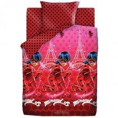 Детское постельное белье Леди Баг (бязь-люкс)