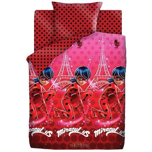 Детское постельное белье Леди Баг (поплин)