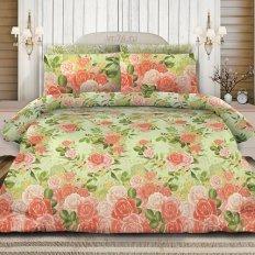 Постельное белье Любимый дом Ароматная роза (поплин)