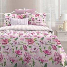 Постельное белье Любимый дом Цветущая магнолия (поплин)