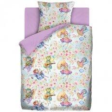 Детское постельное белье Непоседа Феи-волшебницы (бязь-люкс)