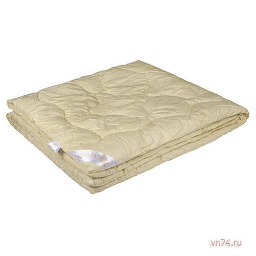 Одеяло овечья шерсть Меринос Золотое руно Экотекс всесезонное