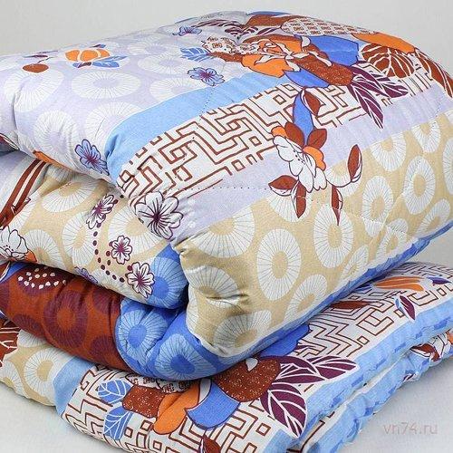 Одеяло ватное Классика текстиля хлопок (классическое)