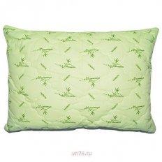 Подушка бамбук натуральный в тике Анастасия