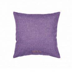 Подушка декоративная 40 x 40 рогожка лаванда